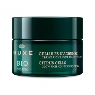 'Cellules D'Agrumes' Hydration Rich Cream - 50 ml