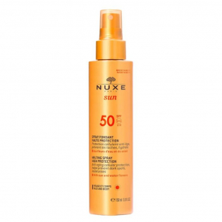 'Fondant Haute Protection SPF50' Sun milk spray - 150 ml